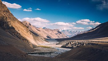 Spiti Valley - Summer - Innova Jeep Tour