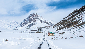 White Spiti - Winter Road Trip - 2020