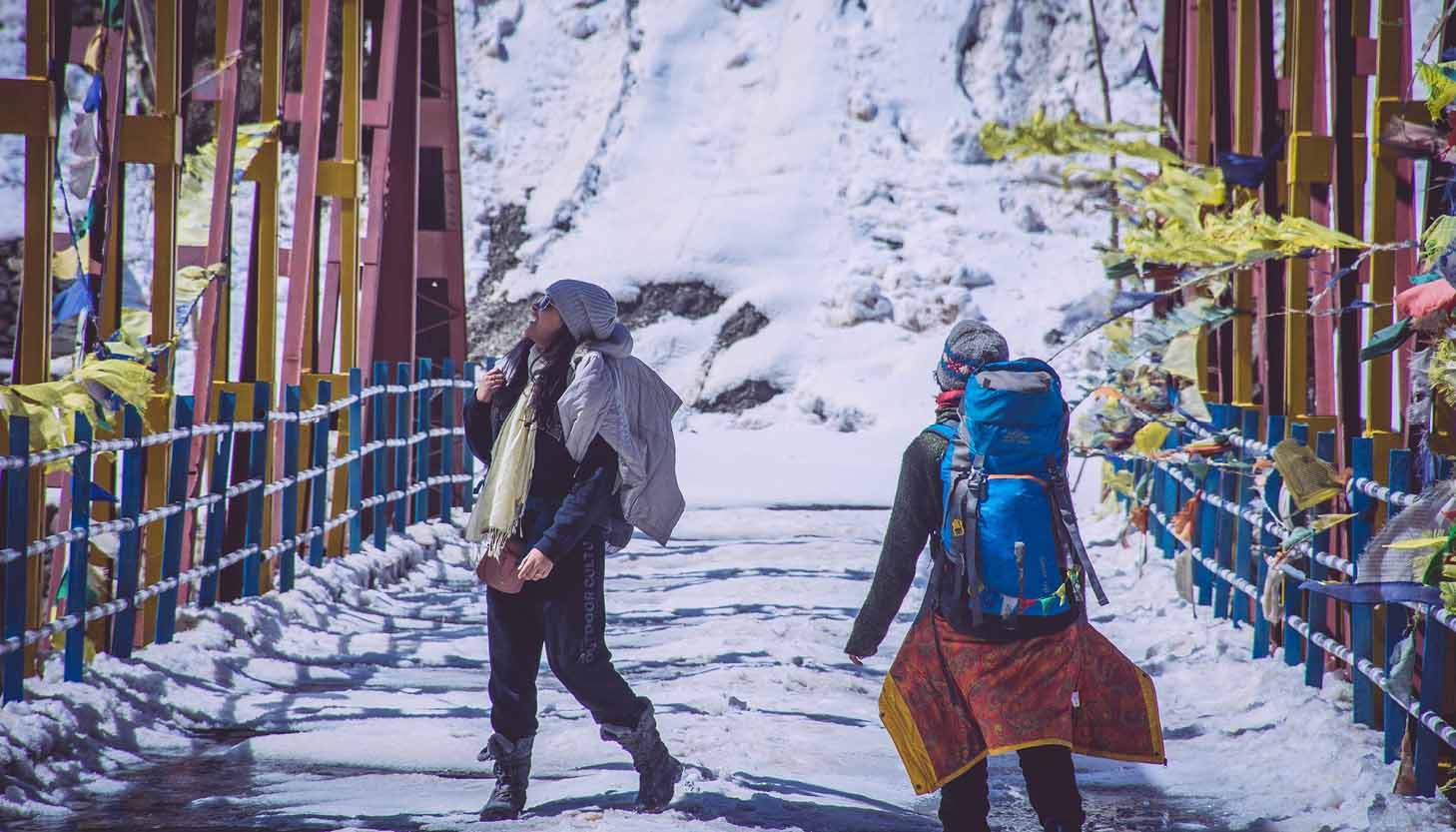 Spiti Valley Winter Exploration - No Itinerary